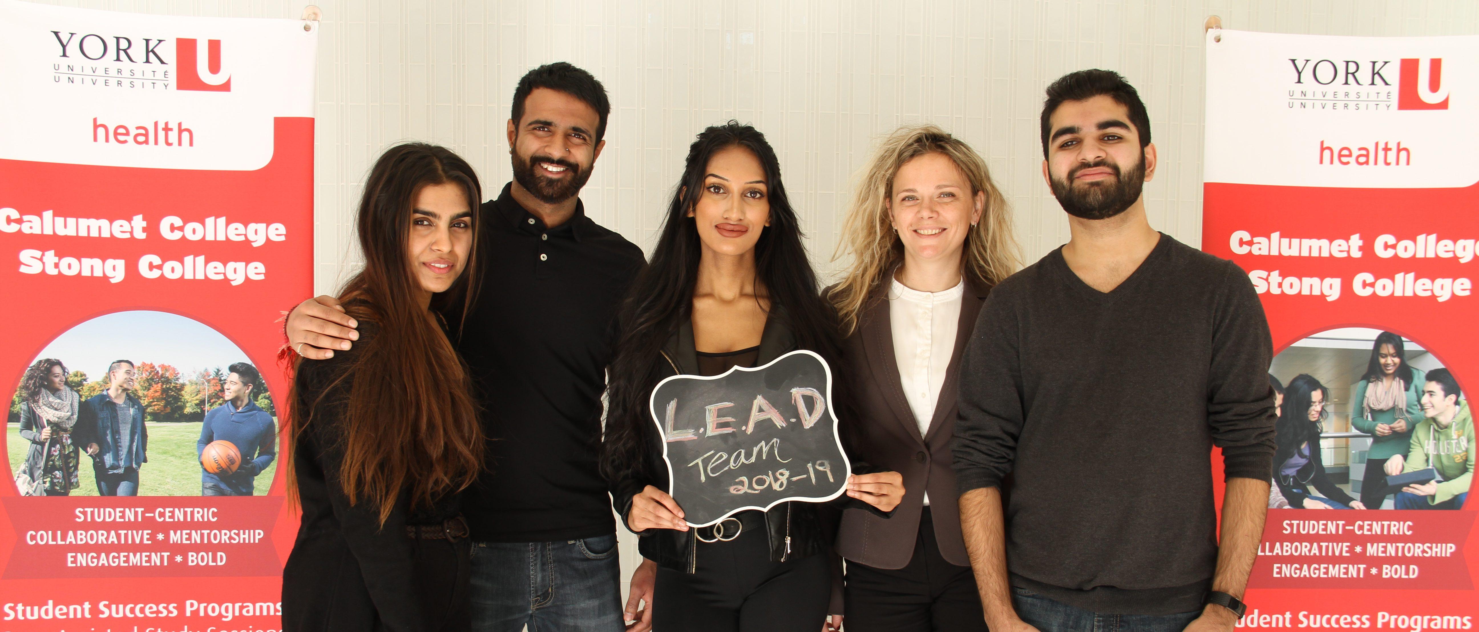 LEAD Team Photo