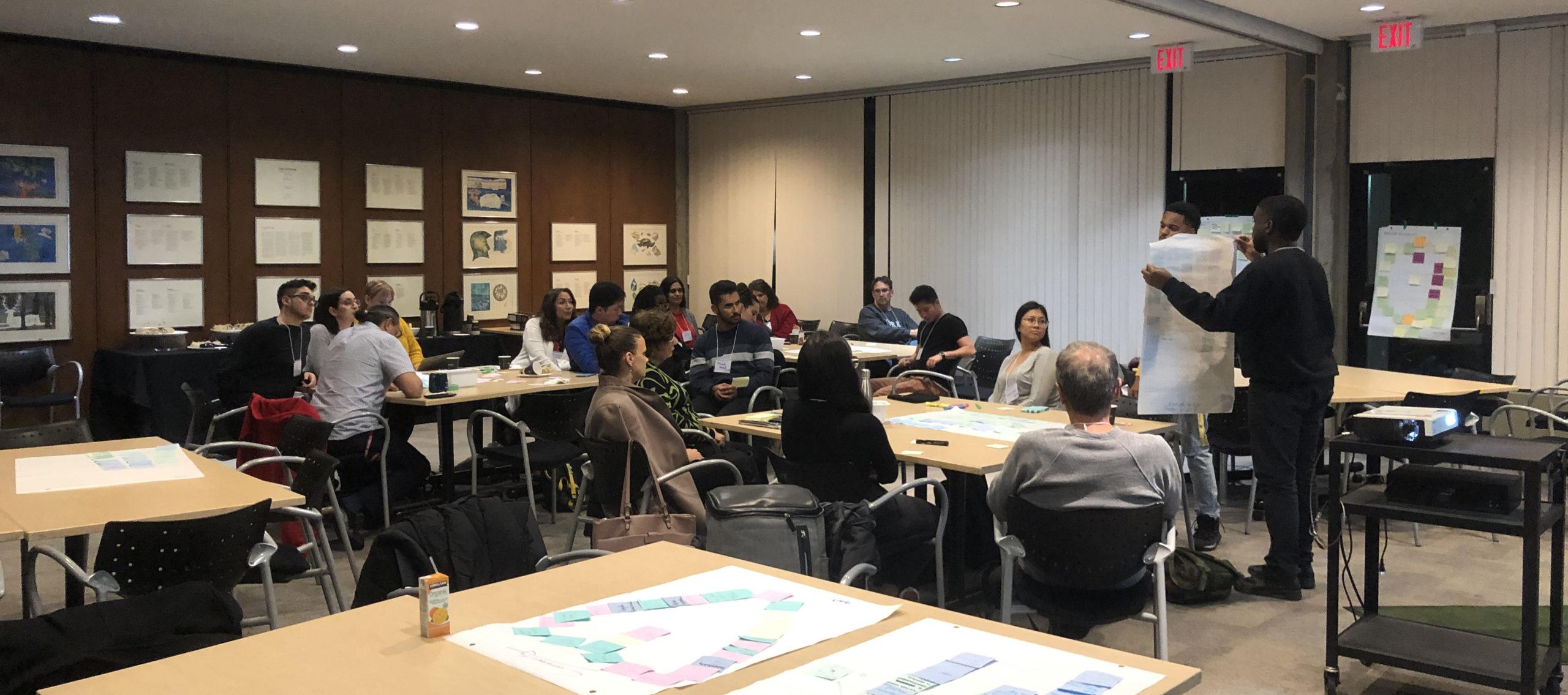 Image of agents of change workshop